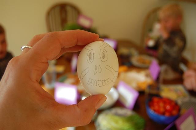 golgotha eggs