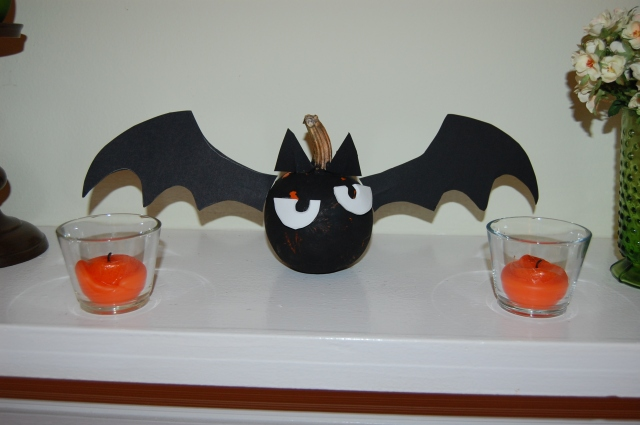bat pumpkins 2